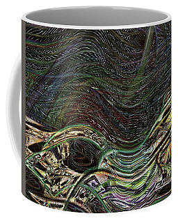 Dark Rainbow Coffee Mug