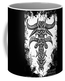 Dark Totem  Coffee Mug