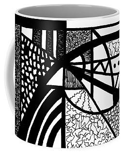 Darkness And Light 2 Coffee Mug