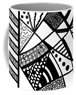 Darkness And Light 6 Coffee Mug