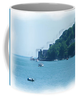 Dartmouth Castle Painting Coffee Mug