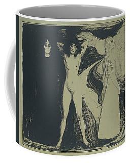 Das Weib  De Sfinx   Coffee Mug