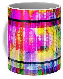 Databending #2 Hidden Messages Coffee Mug