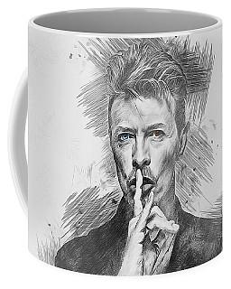 David Bowie. Coffee Mug