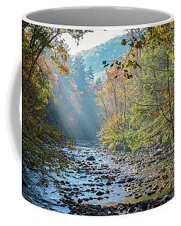 Dawn At Metcalf Bottoms Coffee Mug