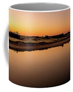 Dawn Light, Ogunquit River Coffee Mug