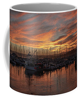 Dawn Monterey Bay California Coffee Mug