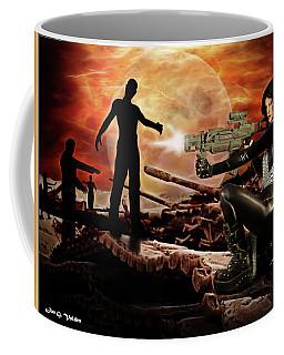 Dawn Of The Dead Coffee Mug