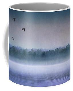 Dawn Of The Fog Coffee Mug