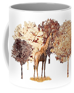 Coffee Mug featuring the digital art Day Dreaming by Mike Braun