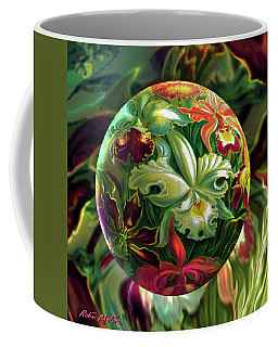 Day Lily Dreams Coffee Mug