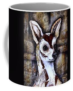 Day Of The Dead Chihuahua Coffee Mug