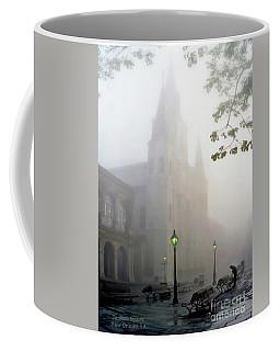 Daybreak In Jackson Square Coffee Mug