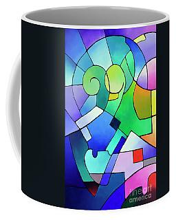 Daydream Canvas One Coffee Mug