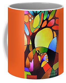 Daydream Canvas Three Coffee Mug