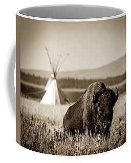Coffee Mug featuring the photograph Days Gone By by Mary Hone