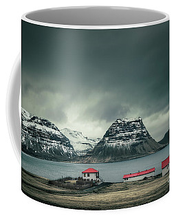 Days Of Dark Coffee Mug