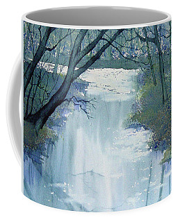 Dazzle On The Derwent Coffee Mug