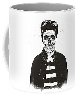 Death Fashion Coffee Mug