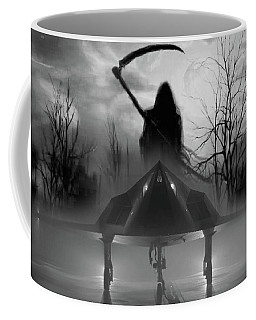 Death Is Coming For You Coffee Mug