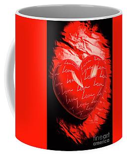 Decorated Romance Coffee Mug