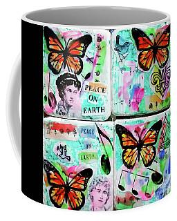 Decoupage Fine Art Coasters Coffee Mug
