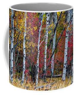 Deep Aspens Coffee Mug