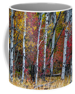Deep Aspens Coffee Mug
