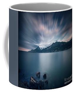Deep Blue Dawn Coffee Mug