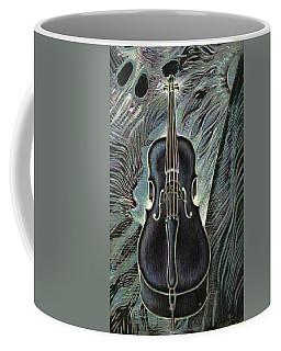 Deep Cello Coffee Mug