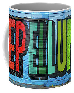 Deep Ellum Wall Art Coffee Mug