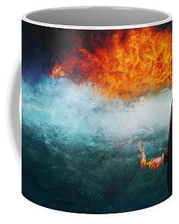 Fire Coffee Mugs