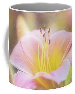 Delicate Pink Daylily Coffee Mug