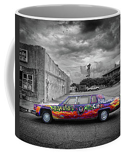 Delta Blues Limo Coffee Mug