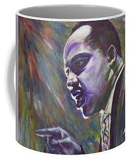 Demonstrations With Dignity Coffee Mug