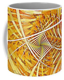 Descent Into Yello Coffee Mug