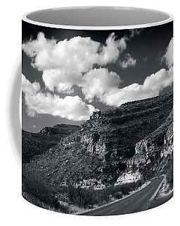 Desert And Sky Coffee Mug
