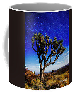 Desert Night Sky Coffee Mug