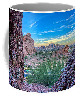Desert Paradise  Coffee Mug