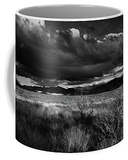 Desert Shadow Moods Coffee Mug