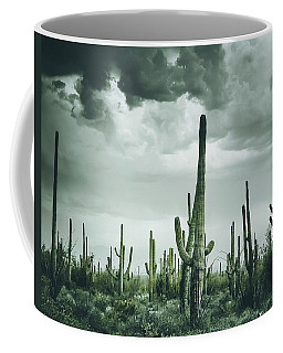 Desert Storm In Arizona Coffee Mug