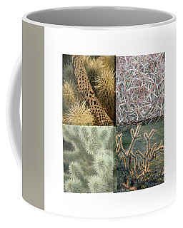 Coffee Mug featuring the photograph Desert Suite No 5 by Mark Shoolery