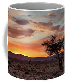 Desert Sunset II Coffee Mug