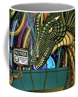 Designated Smoking Section Coffee Mug