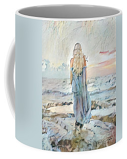 Desolate Or Contemplative Coffee Mug