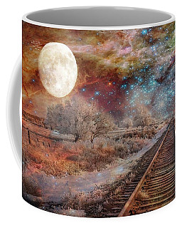 Destination Universe Coffee Mug