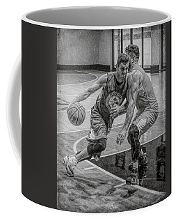 Coffee Mug featuring the photograph Determination by Ronald Santini