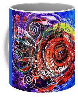 Diabla Grande Coffee Mug