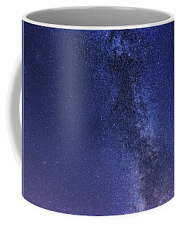 Diamond Dust - Night Sky, Full Of Stars Coffee Mug