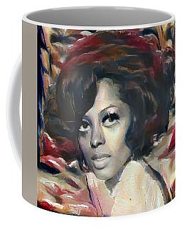 Diana Ross Coffee Mug